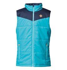 DC Shoes Bear 14 Vest (M) Blue Bird