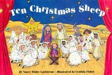 Ten Christmas Sheep by Nancy White Carlstrom (1996) Cynthia Fisher