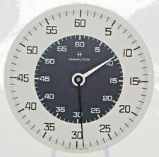 Vintage Hamilton Heuer 7710 Manual Wind Stop Watch Movement New Old Stock