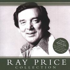 Ray Price's All-Time Greatest Hits by Ray Price 2 Discs Like New! Free Shipping