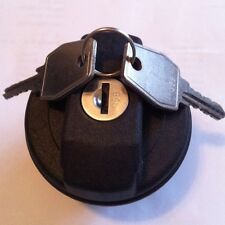 LANDROVER DEFENDER TD5 LOCKING FUEL CAP WITH 2 KEYS LR075664 / WLD500200