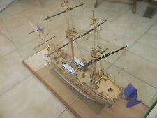Nave-veliero-vascello BOMBARDA del 1700