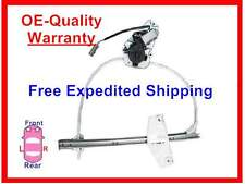 JEEP LIBERTY WINDOW REGULATOR With Motor Front Left 2002-2006