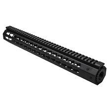 """NcStar VMP22FFKMR 15"""" Smith & Wesson M&P 15-22 .22LR KeyMod Free Float Handguard"""
