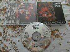 Chemical Breath-Fatal Exposure CD Death Thrash Metal