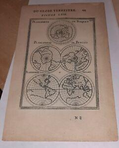 Mallet's Description de l'Univers de la Sphere/ Plates from book-Plate LXIX