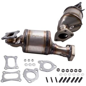 Catalytic Converter Front Left & Right For Acura TL 3.5L & 3.7L 2009-2014