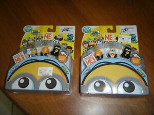DESPICABLE ME 3 SERIES 1 CHARACTERS 3 PACKS MOC
