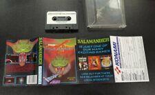 Salamander Sinclair Spectrum 48K Game With Instructions Advert 💥