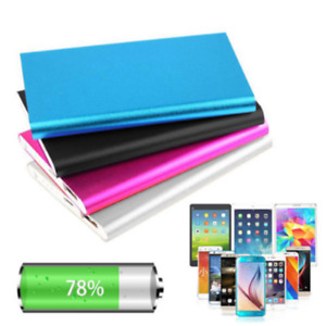 Mini Portable Power Bank 20000mAh USB External Battery Charger For Cell Phone X1