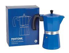 PANTONE UNIVERSE 9 Cup Percolator Coffee Maker - Midnight Blue 661 - BRAND NEW
