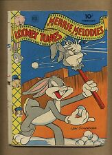 Looney Tunes and Merrie Melodies 40 (PR) Dell Comics 1945 Golden Age (c#12493)