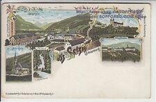 Vor 1914 Lithographien aus der Steiermark