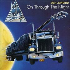 Def Leppard - On Through the Night [New CD]