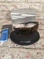 Arnette Sunglasses SLAMMER Made in Italy New Brown