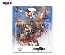 Amiibo Nintendo One-Eyed Liolaus & Rider (Boy) Monster Hunter Stories Wii U 3DS
