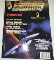 Star Trek Magazine Patrick Stewart & James Doohan October/November 1994 082114R