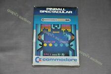 Pinball Spectacular - Commodore - C64 Cartridge - deutscher Release