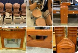 Luxurious Nail Salon Furniture