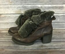 Frye Fur Lined Boots (Size: 6)