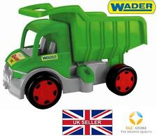 ~ NEW GIANT TRUCK TIP-CART LORRY BEST WADER TOY GREEN FOR KIDS GIFT CHRISTMAS ~