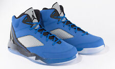 Da Uomo Nike Air Jordan Flight Remix Ginnastica Blu UK 9 US 10 RRP £ 110