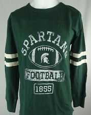 Michigan State Spartans NCAA Fanatics '1855' Football Men's Long Sleeve Shirt