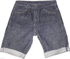 Kurze Levi's Herren-Straight-Cut-Jeans mit niedriger Bundhöhe (en)