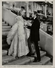 Deanna Durbin, Robert Paige ~ ORIGINAL 1944 photo ~ Can't Help Singing