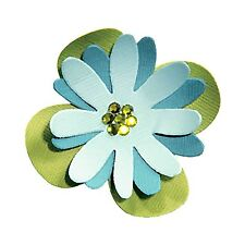 Sizzix Flower Layers #4 large die #656362 Retail $15.99 RARE, Retired!!