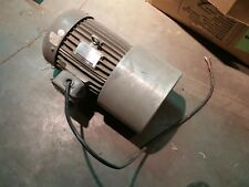Teco 3-Phase Induction Electric Motor 3 Hp 2.2 Kw