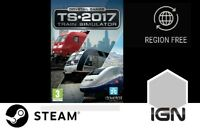 Train Simulator 2017 [PC] Steam Download Key - FAST DELIVERY