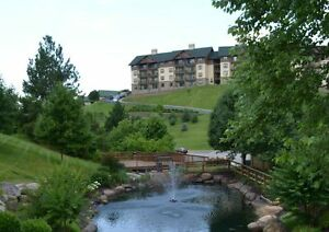 Sevierville, TN,Wyndham Smoky Mountains, 2 Bedroom Deluxe, 13 - 17 November 2021