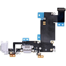 OEM White Charging Port Headphone Jack Mic Flex Cable For iPhone 6S Plus 5.5''