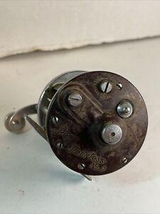 Vintage Penn Peerless No. 9 Level Wind Fishing Reel -USA Parts/Repair As Is