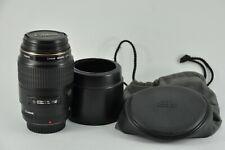 CANON EF 100mm f/2.8 Macro USM Prime Lens full frame