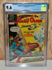 Superman's Pal Jimmy Olsen #147. 1st Appearance of Victor Volcanum. CGC 9.6
