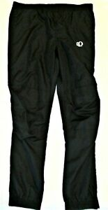 Pearl Izumi Mens M Medium Waterproof Rain Wind Cycling Pants Embroidered Logo