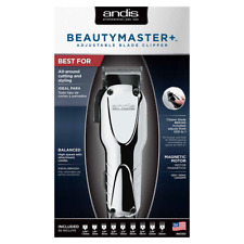 Andis Beauty Master+ Adjustable Blade Clipper #66360