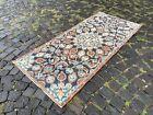 Vintage rug, Turkish, Handmade rug, Area rug, Wool rug, Bohemian | 2,6 x 5,7 ft