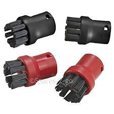 4 Karcher limpiador de vapor herramienta de mano Cepillo Boquilla Cepillos Redondos SC1.020 SC1020