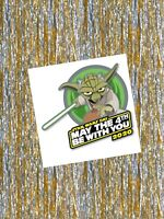 LIMITED EDITION Disney Star Wars May The 4th Be With You Yoda Pin 2020 Fathers