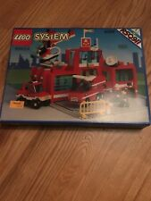 Lego System 6389 Fire Control Center New In Box