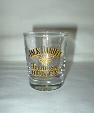 Jack Daniel's Shot Glass with Tennessee Honey Bee - New
