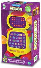 Touch And Learn Alphabot Robot You 3+ Alphabet And Spelling Learning Toys