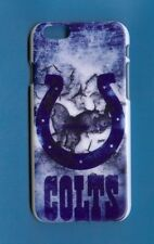 """INDIANAPOLIS COLTS Rigid Snap-on Case for iPhone 6 / 6S 4.7"""" (Design 2)+STYLUS"""