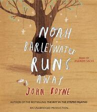 Noah Barleywater Runs Away by John Boyne (2011, CD, Unabridged)