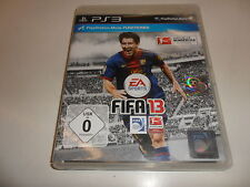 PlayStation 3 PS 3   FIFA 13