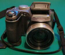 Fujifilm FinePix S Series S5700 7.1MP Digital Camera - Silver. Fuji
