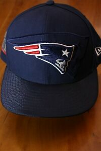 New England Patriots - Super Bowl LI Side Patch Sideline Hat